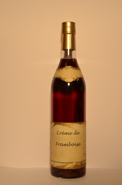 crème de framboise