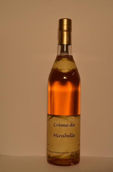crème de mirabelle