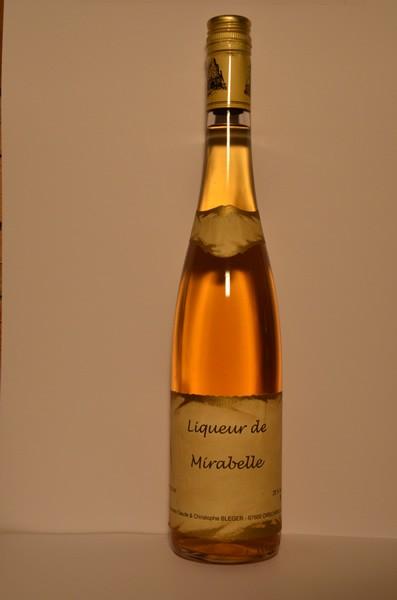 liqueur de mirabelle