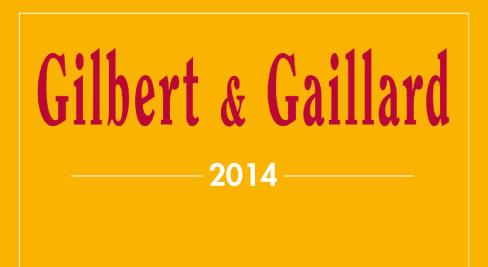 Gilbert et Gaillard 2014