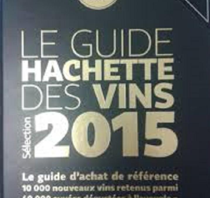 Guide Hachette 2015