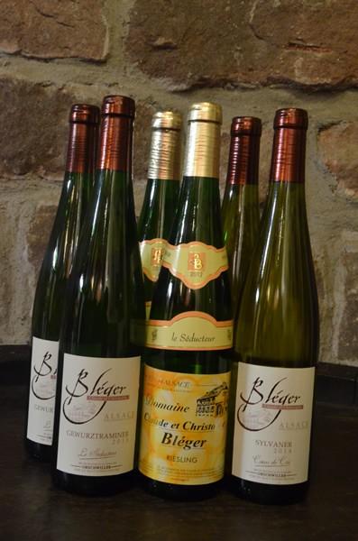 """Colis Cadeau Vin d'Alsace """"Dégustation"""""""