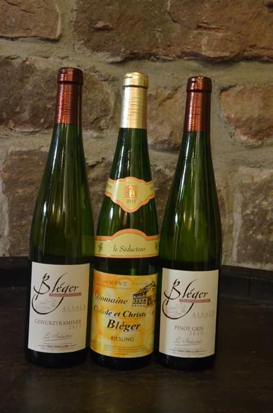 """Colis cadeau de vins d'Alsace """"Séducteur"""""""