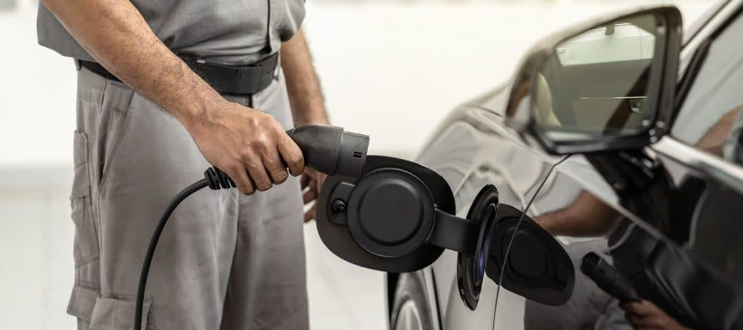 recharge voiture electrique Domaine BLEGER